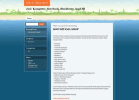 solusitamaonlineshop.wordpress.com