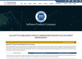 solusofttech.com