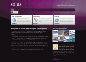 soluswebdesign.co.uk