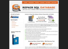 solution-for.repairsqldatabase.org