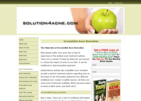 solution4acne.com