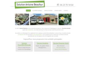 solutionantoinebeaufour.fr