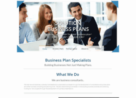 solutionbusinessplans.com