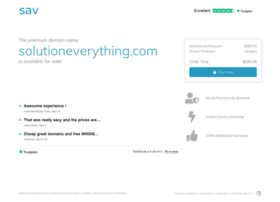 solutioneverything.com