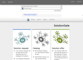 solutiongate.org