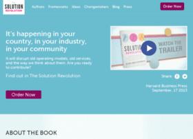 solutionrevolutionbook.com