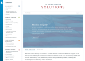 solutions.heritage.org