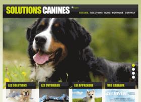 solutionscanines.com