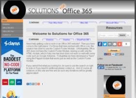 solutionsforofficelive.com