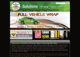 solutionsignsawnings.com