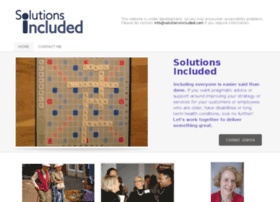 solutionsincluded.com