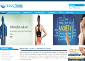 solutionsmedsstore.com