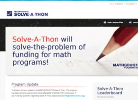 solveathon.mathcounts.org