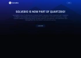 solvebio.com