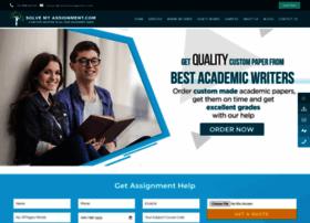 solvemyassignment.com