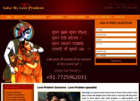 solvemyloveproblem.com
