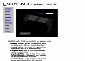 solvespace.com
