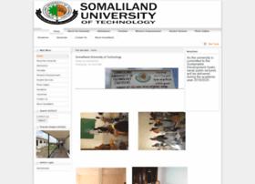 somalilanduniversity.org