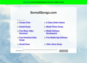 somalisongs.com