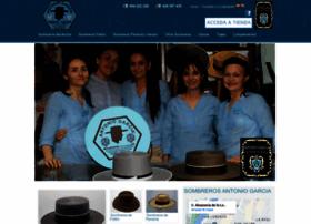 sombrerosgarcia.com