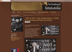 someaudioguy.blogspot.ie