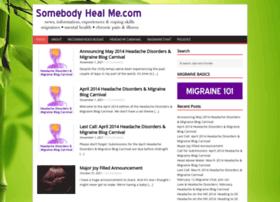 somebodyhealme.com