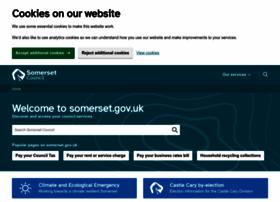 somerset.gov.uk