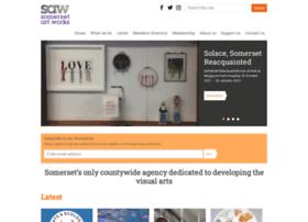Somersetartworks.org.uk