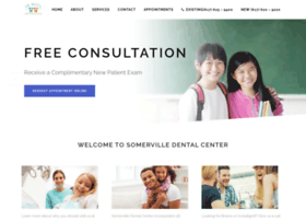 somervilledentalcenter.com