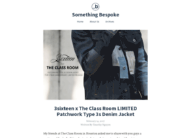 somethingbespoke.com