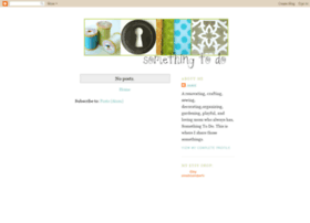 somethingtodo-jamie.blogspot.com