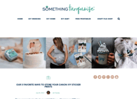 somethingturquoise.com