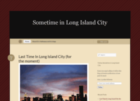 sometimeinlongislandcity.wordpress.com