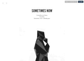 sometimes-now.com