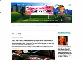 sometimeshealthylivingblog.com