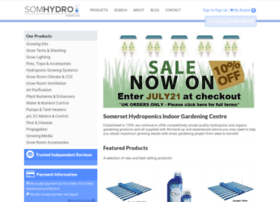 somhydro.co.uk