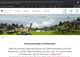 sommer.austria.info