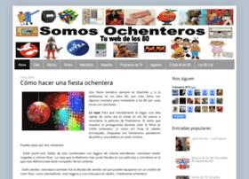 somosochenteros.blogspot.com