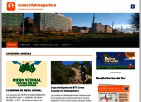 somosvaldespartera.com