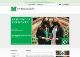 somwebapps.marshall.edu