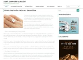 sonadiamondjewelry.com