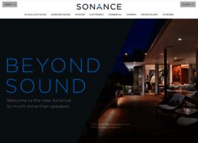 sonance.com