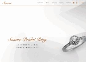 sonare-bridal.jp