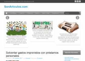 sonarticulos.com