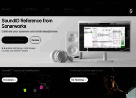 sonarworks.com