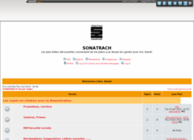sonatrach.leforum.eu