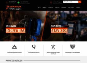 sonavox.com.ar