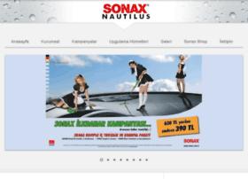 sonaxnautilus.com