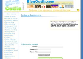 sondage-pour-blog.blogoutils.com