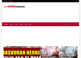 sondakikahaberler.com.tr